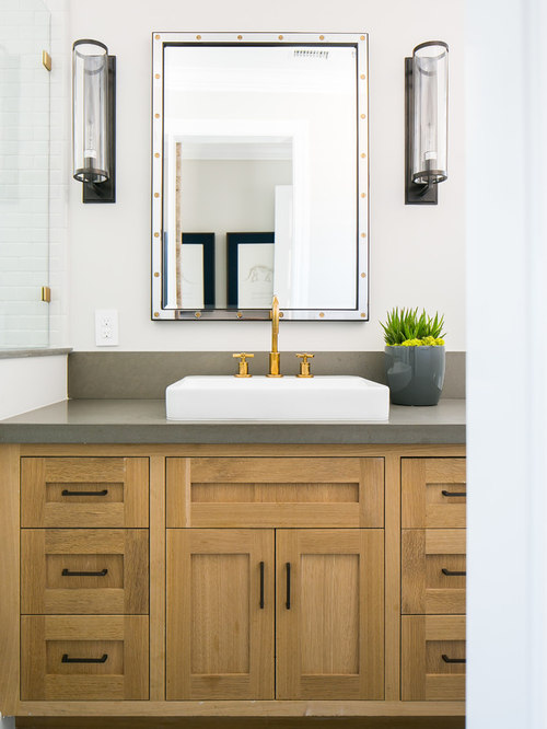 Transitional Orange County Bathroom Design Ideas Remodels Photos