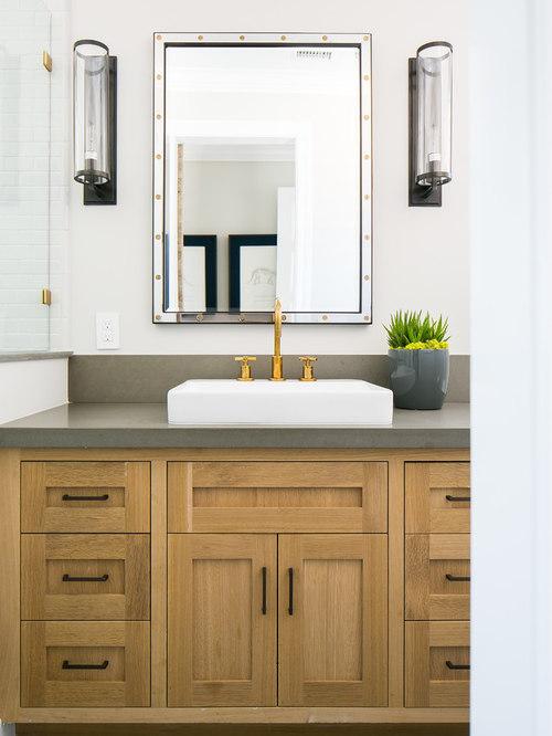 Transitional Orange County Bathroom Design Ideas Remodels Photos