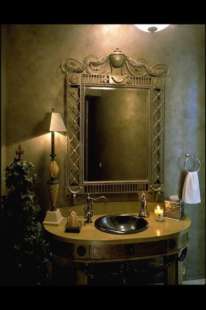Traditional Bathroom by Katz Builders, Inc.