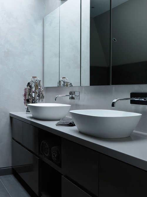Modern Wash Basins Houzz : 6e31534f03452da94215 w500 h666 b0 p0 contemporary bathroom from www.houzz.com size 500 x 666 jpeg 29kB