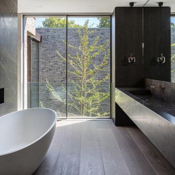 Totteridge- New Build House