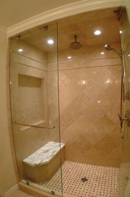 Traditional Bathroom by B&R Creative Builders