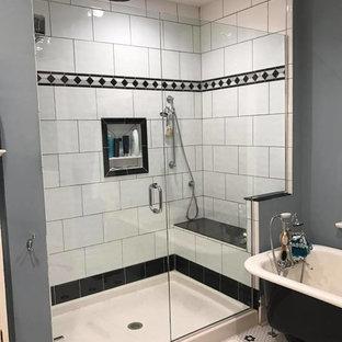 fotos de ideas de azulejos de bañera Ideas Para Cuartos De Bao Fotos De Cuartos De Bao Con