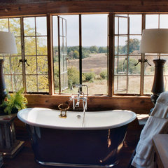 traditional bathroom by Summerour Architects