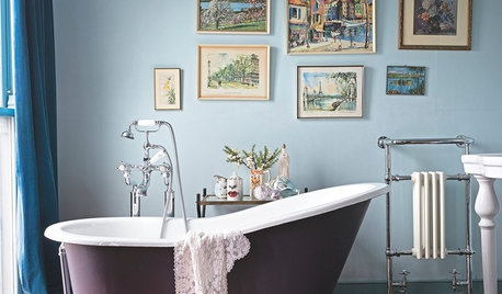 10 Creative Ways to Personalise a Rented Bathroom