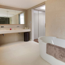 Contemporary Bathroom by Saunders Interiors Ltd