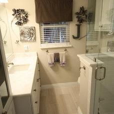 Traditional Bathroom by Hatfield Builders & Remodelers