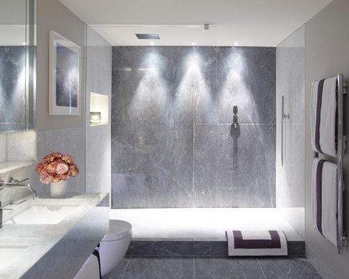 Galerry design ideas for tiling a bathroom