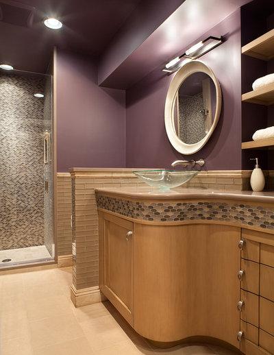 Houzz tour modern beach house with a custom twist for Bathroom interior design books