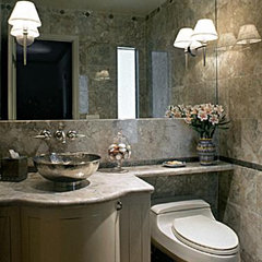 contemporary bathroom by Tobin + Parnes Design Enterprises