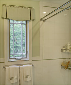 Tracey stephens interior design inc eclectic bathroom newark - Tracey Stephens Interior Design Inc Contemporary