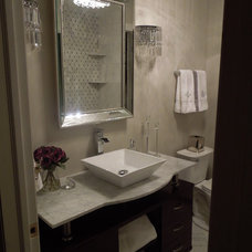 Contemporary Bathroom by Spallina Interiors