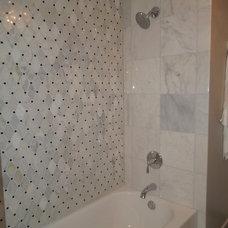 Contemporary Bathroom by Spallina Interiors