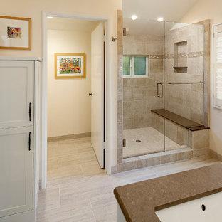 Traditional Bath & Kitchen Remodel
