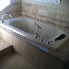 Traditional Bathroom by DE'COR'EM HOME IMPROVEMENT LLC.