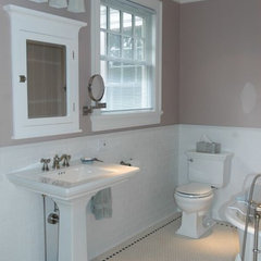 traditional bathroom by Haleigh Stallworth