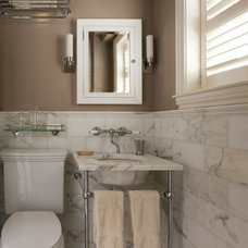 traditional bathroom by Renovation Planning, LLC