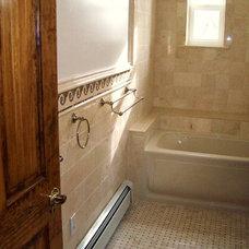 Traditional Bathroom by AC Design & Development Corp.