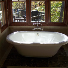 traditional bathtubs by Architectural Justice