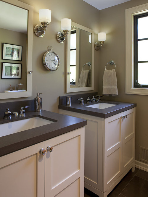 two vanities ideas pictures remodel and decor salle de bain pierre une 233 l 233 gance naturelle et authentique
