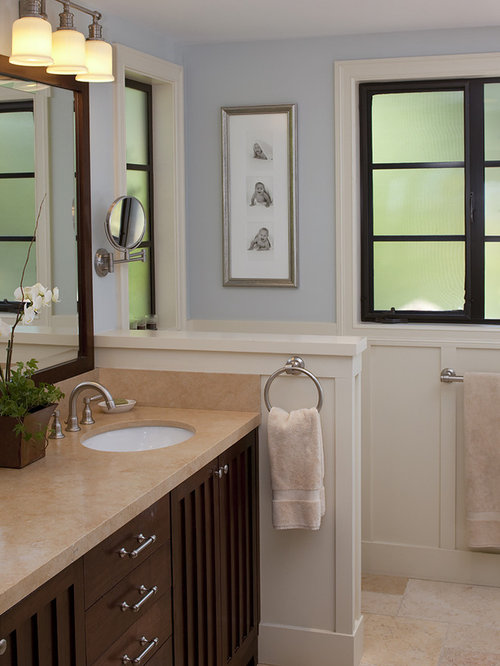 Granite Pony Wall Tops Houzz