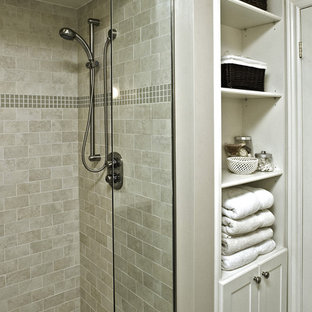 Bathroom - traditional bathroom idea in Toronto