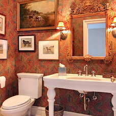 Traditional Bathroom by Avenue Interiors