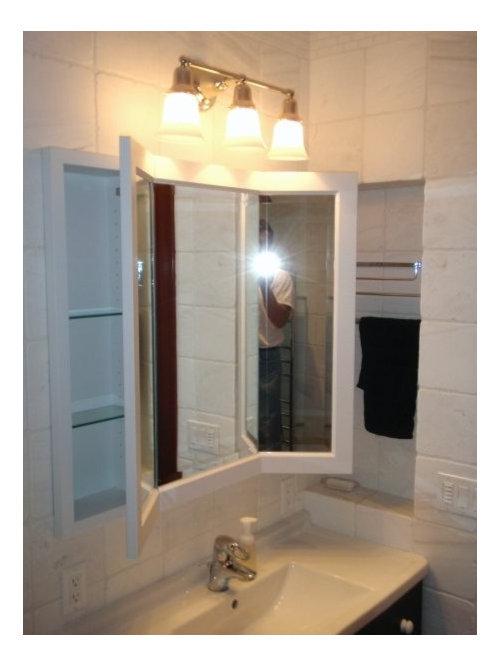 Bathroom Mirror Example Of A Clic Design In Vancouver