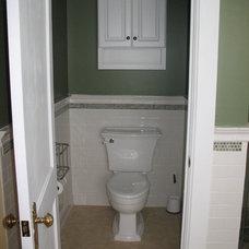 Traditional Bathroom by Carol