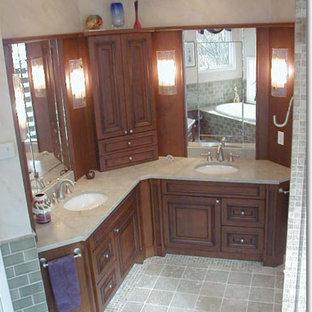 Bathroom - traditional bathroom idea in DC Metro