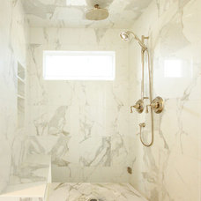 Traditional Bathroom by Courtney Blanton Interiors