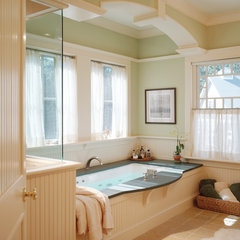 traditional bathroom by Ronald F. DiMauro Architects Inc.