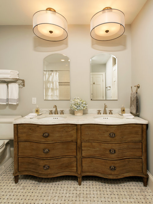 Champagne Bronze Vanity Lighting Houzz