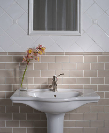 traditional bathroom by Filmore Clark