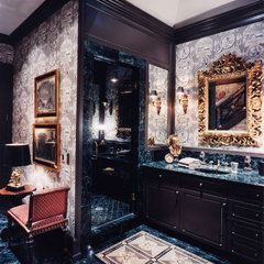 traditional bathroom by Bruce Frasier Architects, P.C.