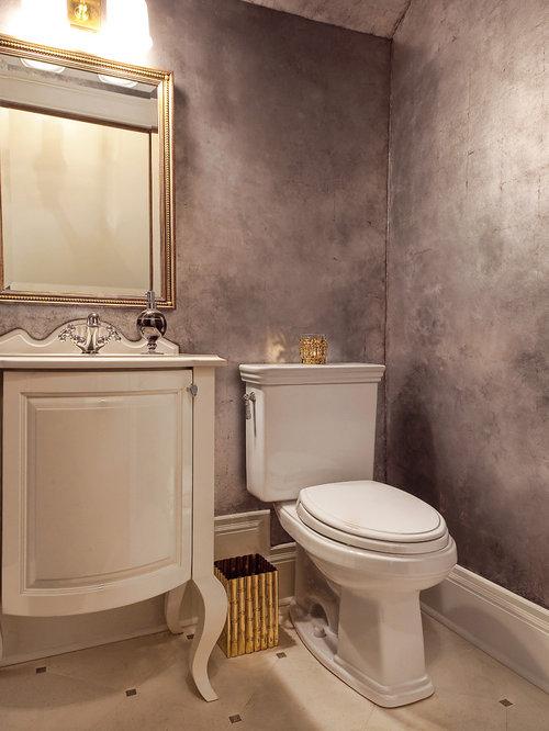 best silver leaf faux finish design ideas remodel pictures houzz. Black Bedroom Furniture Sets. Home Design Ideas