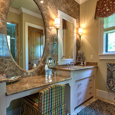 Traditional Bathroom by Glennwood Custom Builders (NC)