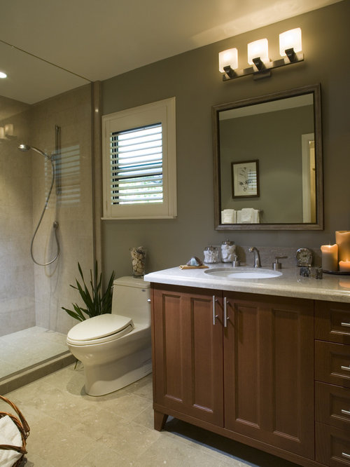 Almond Bathroom Design Ideas, Remodels & Photos