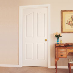traditional interior doors by HomeStory