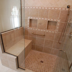 traditional bathroom by Hurst Design Build Remodeling