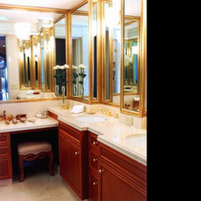 Traditional Bathroom by Gibbons, Fortman & Associates, Ltd.