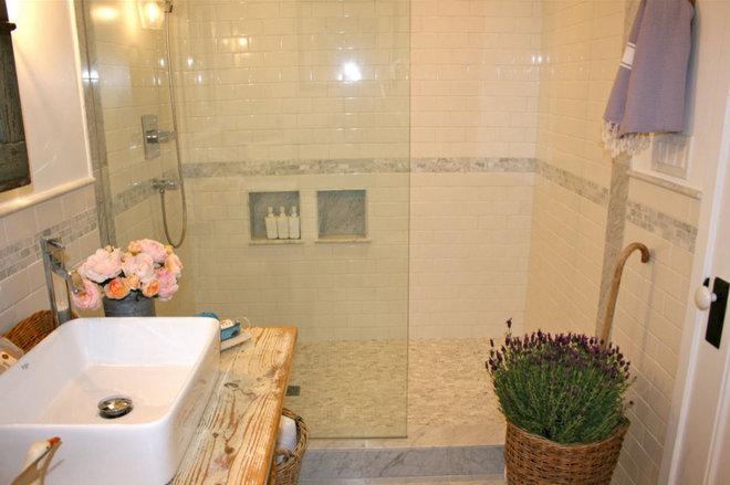 Traditional Bathroom by Kelley & Company Home