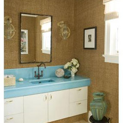 traditional bathroom by Pierce Allen