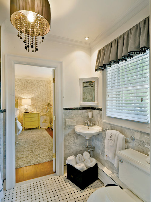 Traditional bathroom idea in Other
