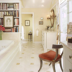 traditional bathroom by Sroka Design, Inc.