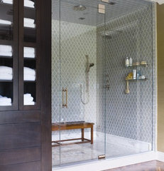 contemporary bathroom by O Interior Design
