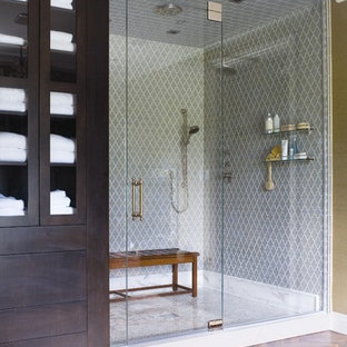 Example of a classic bathroom design in Denver