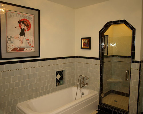 Best 1930s bath design ideas remodel pictures houzz for 1930 bathroom design ideas