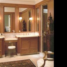 Traditional Bathroom by Gibbons, Fortman & Associates, Ltd.