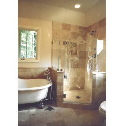 Traditional Bathroom by Leeza Designs